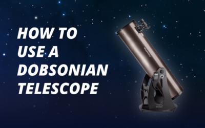 How to Use a Dobsonian Telescope? 5 Simple Steps