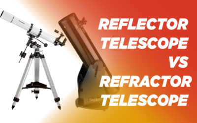 What is the Difference Between a Reflector and Refractor Telescope?