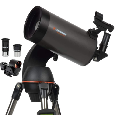 It is a Catadioptric or Compound Telescope