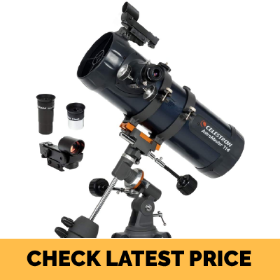 Celestron AstroMaster 114EQ Review