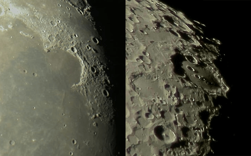 Eyepiece Projection Astrophotography
